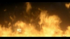 The Pretend War- Calamita ambushed on the road- FX, Fargo