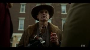 The Pretend War- Deafy eats carrots- Fargo, FX