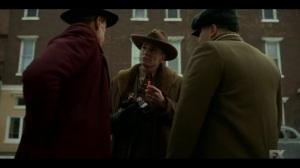 The Pretend War- Deafy tells Gaetano and Calamita how Salt Lake City dealt with Italians- Fargo, FX