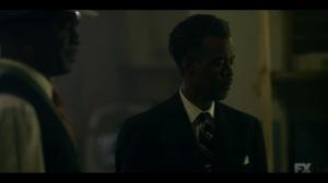 The Pretend War- Doctor Senator and Loy ponder who robbed their setup- Fargo, FX