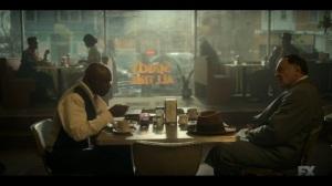 The Pretend War- Ebal meets Doctor Senator- Fargo, FX