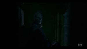 The Pretend War- Ethelrida spots a strange figure on the stairs- Fargo, FX