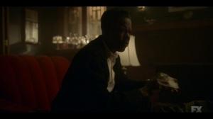 The Pretend War- Loy smells an odor on the money- Fargo, FX