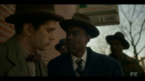 The Pretend War- Loy threatens to kill Rabbi Milligan- Fargo, FX