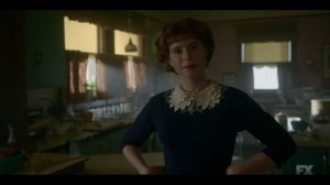 The Pretend War- Oraetta calls Ethelrida a capitalist- Fargo, FX