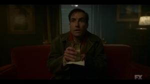 The Pretend War- Thurman brings money to Loy- Fargo, FX
