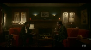 The Pretend War- Thurman pays his debt to Loy- Fargo, FX