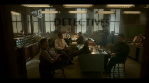 The Pretend War- Weff and Deafy question a witness- Fargo, FX