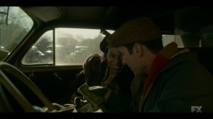 The Pretend War- Zelmare offers Thurman the money to pay off his debt- Fargo, FX