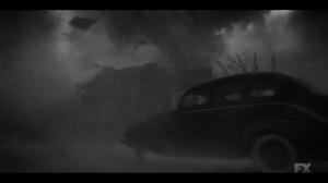 East West- Calamita and Rabbi sucked into tornado- Fargo, FX