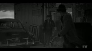 East West- Calamita pursues Rabbi Milligan- Fargo, FX