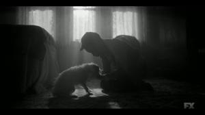East West- Satchel finds a dog named Rabbit- Fargo, FX