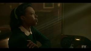 Happy- Ethelrida researches Nurse Mayflower's murders- Fargo, FX
