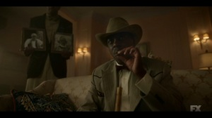 Happy- Happy tells Loy that he should have called him- Fargo, FX