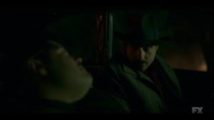 Happy- Josto listens to Gaetano tell his story- Fargo, FX