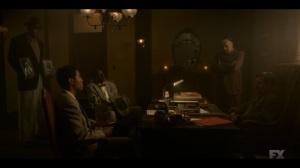 Happy- Lionel and Lemuel meet with Joto- Fargo, FX
