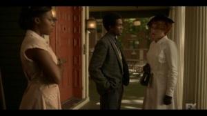 Happy- Oraetta demands that Ethelrida give back her ring- Fargo, FX