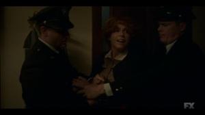 Happy- Oraetta gets arrested- Fargo, FX