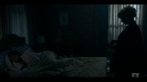 Happy- Oraetta sneaks into Ethelrida's room- Fargo, FX