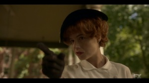 Happy- Oraetta threatens Ethelrida- Fargo, FX