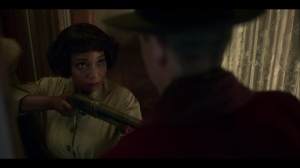 Lay Away- Buel warns Calamita to leave her home- Fargo, FX