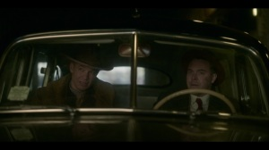 Lay Away- Deafy asks if Odis knows about the blood atonement- Fargo, FX