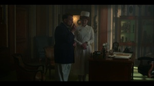 Lay Away- Oraetta brings macaroons to Dr. Harvard- Fargo, FX