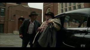 Storia Americana- Josto abducts Dr. Harvard- Fargo, FX