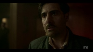 Storia Americana- Josto learns that he's about to be killed- Fargo, FX