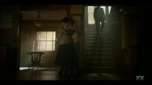 Storia Americana- Satchel hugs Buel- Fargo, FX