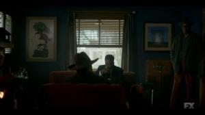 The Nadir- Deafy tells Loy why he came to Kansas City- Fargo, FX