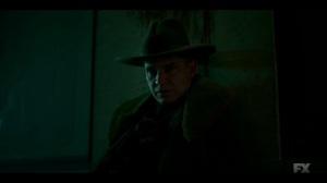 The Nadir- Deafy's dead body- Fargo, FX