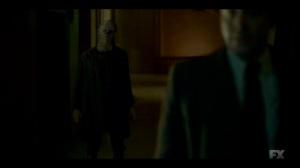 The Nadir- Haunted figure stares at Zelmare- Fargo, FX
