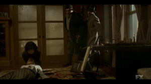 The Nadir- Josto and Gaetano find that their mother has been shot- Fargo, FX