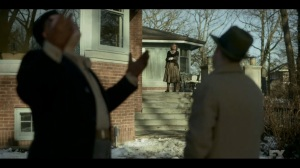 The Nadir- Josto and Gaetano's mother tells them to come inside- Fargo, FX