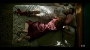 The Nadir- Josto and Oraetta, post-coitus- Fargo, FX