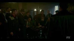 The Nadir- Josto surprised to see that Gaetano is still alive- Fargo, FX