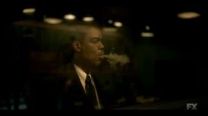 The Nadir- Loy smokes- Fargo, FX