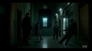 The Nadir- Odis shoots and kills Deafy- Fargo, FX