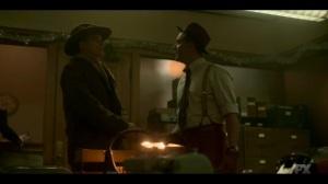 The Nadir- Odis tells Deafy about his twitch- Fargo, FX