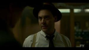 The Nadir- Odis tells Deafy that he's ready to be a good cop again- Fargo, FX