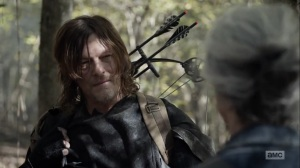 Home, Sweet Home- Carol and Daryl talk- AMC, The Walking Dead