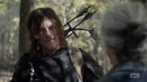 Home, Sweet Home- Carol and Daryl talk- AMC, The Walking Dead