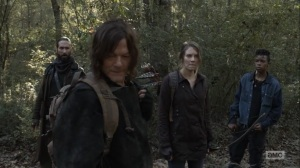Home, Sweet Home- Daryl suggests splitting up- AMC, The Walking Dead