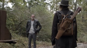 Home, Sweet Home- Maggie sees Negan, AMC, The Walking Dead