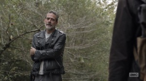 Home, Sweet Home- Negan sees Maggie- AMC, The Walking Dead