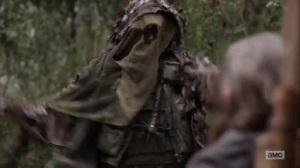 Home, Sweet Home- Reaper ambushes Maggie- AMC, The Walking Dead