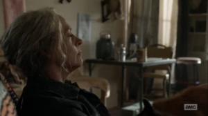 Diverged- Carol talks about Daryl- AMC, The Walking Dead
