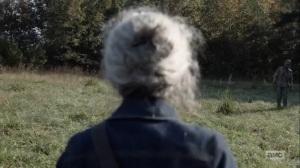 Diverged- Walkers approach Carol- AMC, The Walking Dead