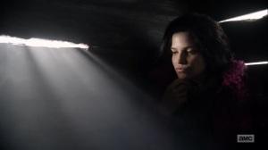 Splinter- Princess apologizes to Yumiko- AMC, The Walking Dead